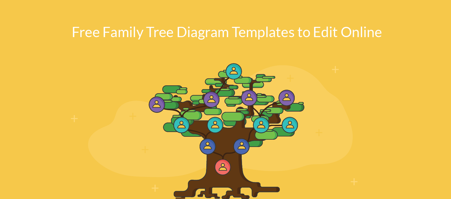 hight resolution of family tree templates to create family tree charts online