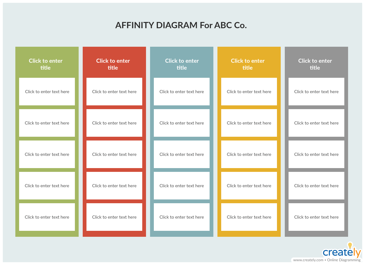 what is an affinity diagram cool skeleton improve organizational performance with easy visual hacks