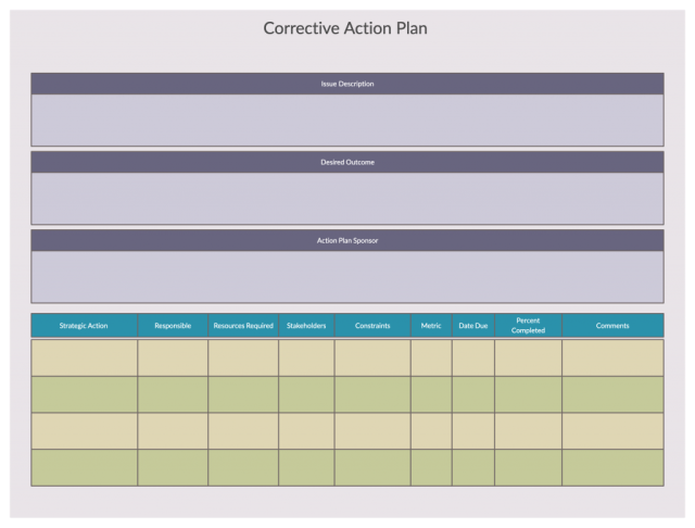 How to Write an Action Plan  Step-by-Step Guide with Templates