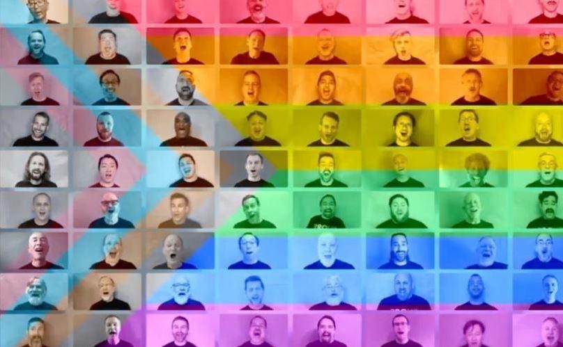 Un groupe « gai » chante : « Nous allons convertir vos enfants, nous venons les chercher » — ils sont sérieux