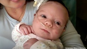 Des parents refusent d'avorter leur fille diagnostiquée d'un cœur non viable