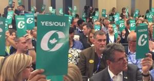 Le rôle d'un délégué pro-vie au Congrès du Parti conservateur du Canada