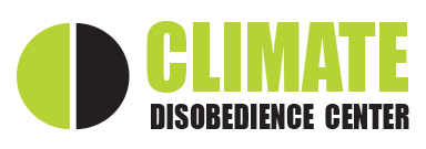 Climate Disobedience Center logo