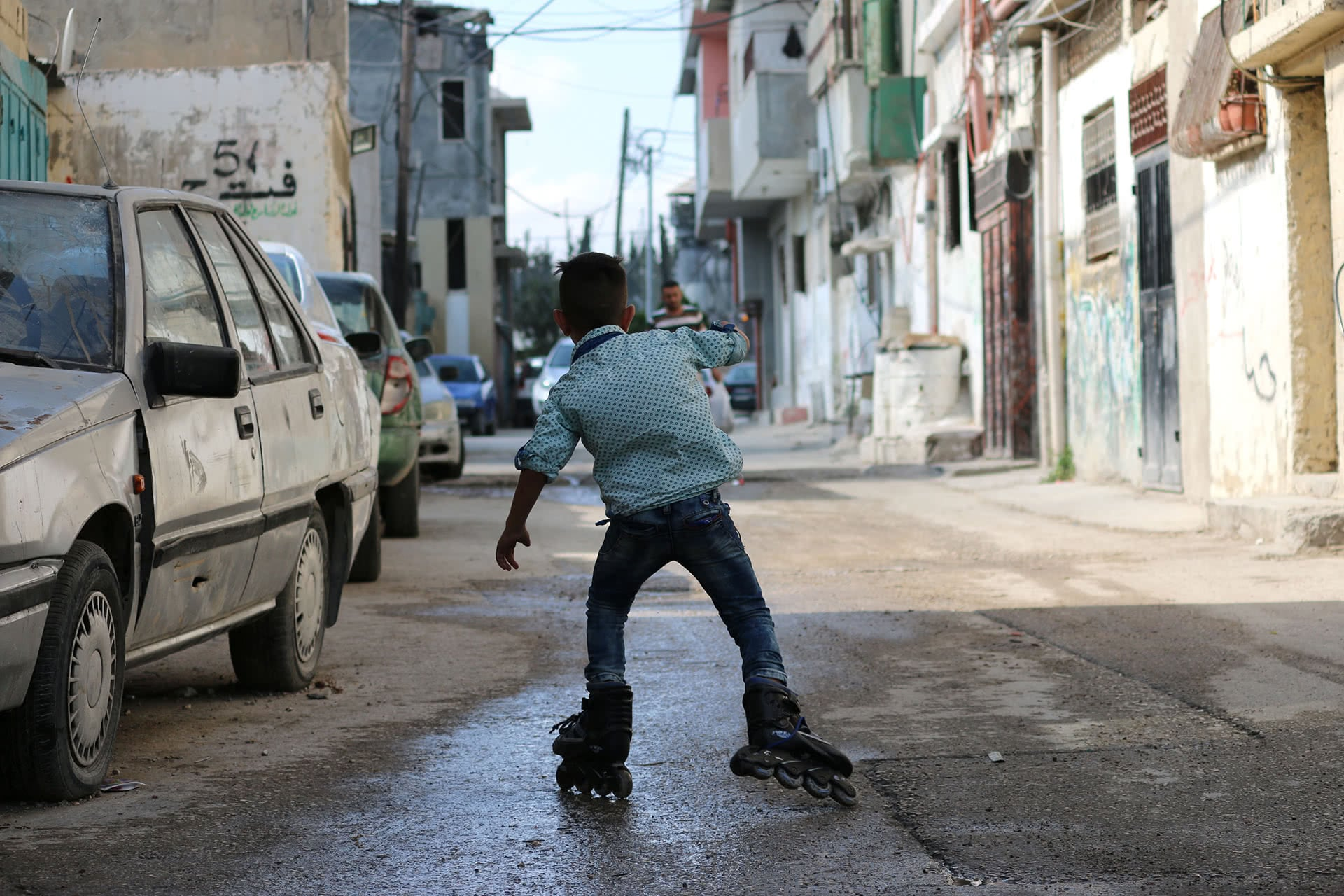 Space Play West Bank Refugee Camps Facing Crisis