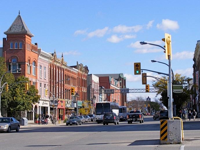 Mais Belas Cidades do Canadá para Morar Stratford, Ontário