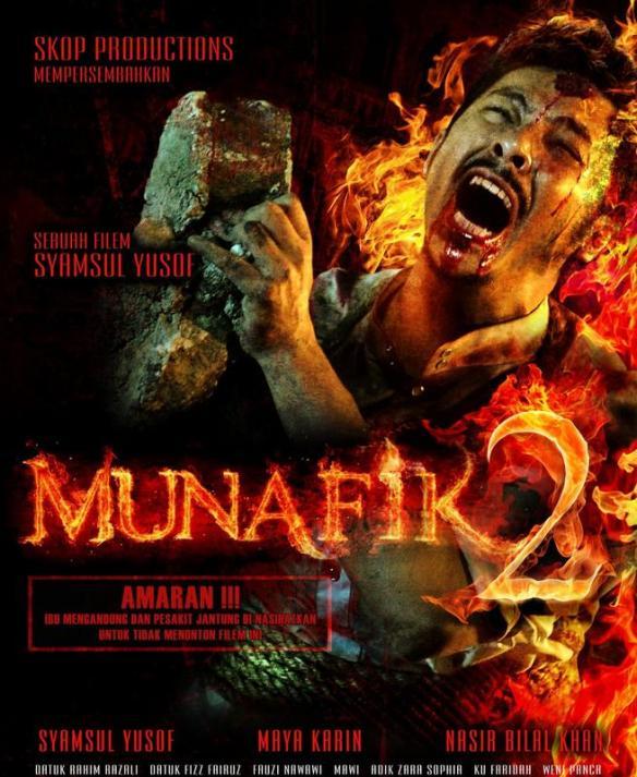 Munafik : munafik, Munafik, Brimstone, Subtle, Modern, Lesson