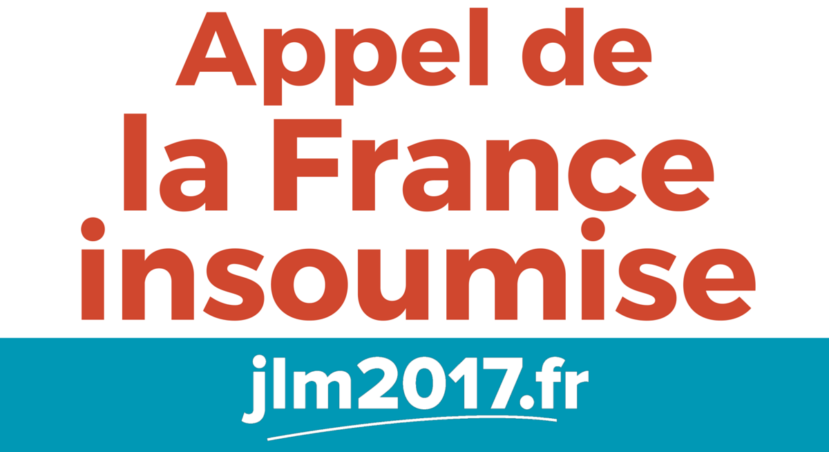 Image result for la france insoumise