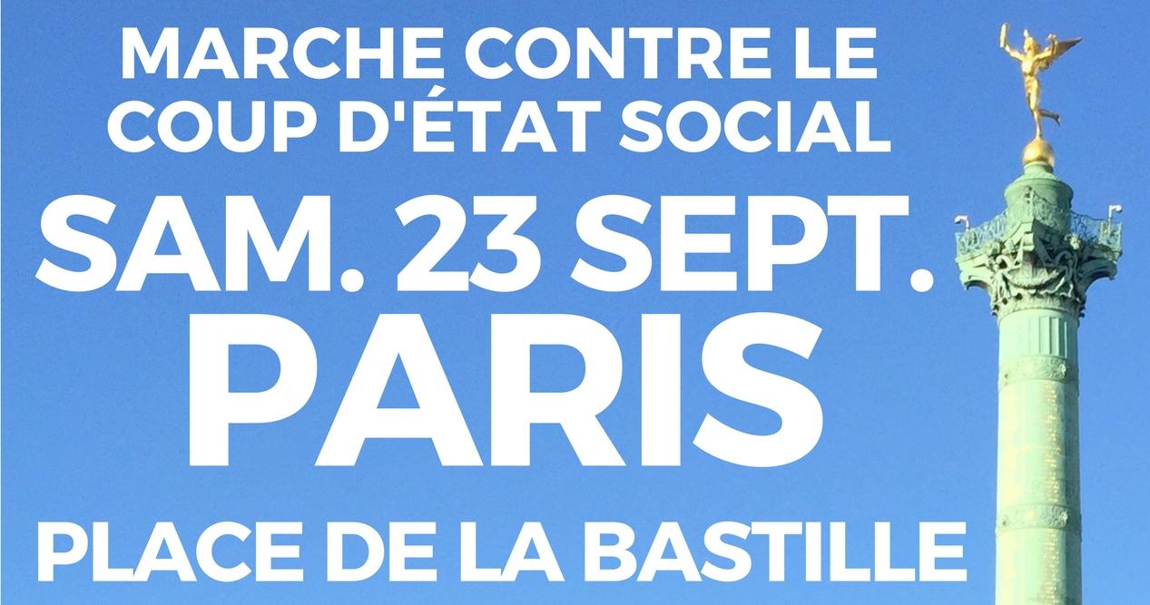 """Résultat de recherche d'images pour """"manifestations france 23 septembre"""""""