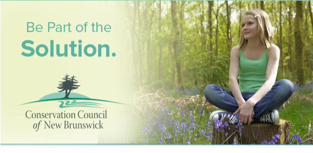 Be Part of the Solution. Conservation Council of New Brunswick