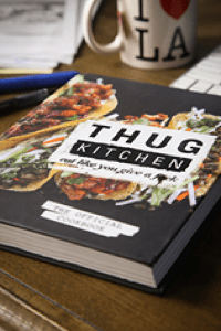 Thug Kitchen. En inglés.