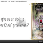 the silver chair movie 2015 porch cushions alex garber author at official site narnia com page 2 of 3 news gresham talks about production