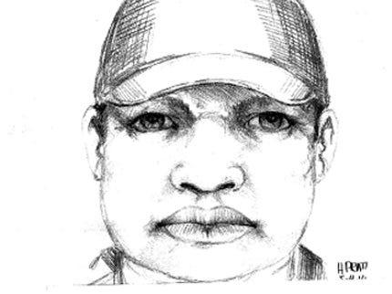 Police Release Sketch of Burglary, Rape Suspect