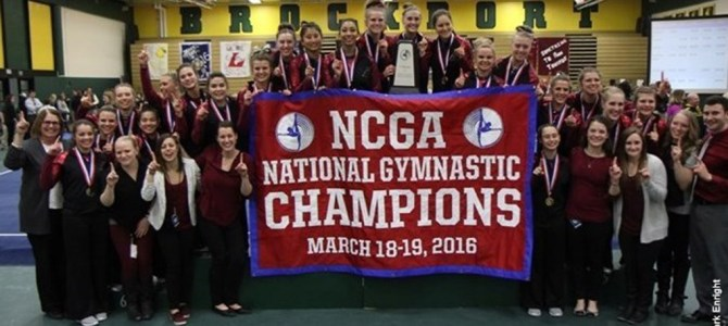 UW-La Crosse Wins Second-Straight NCGA Title