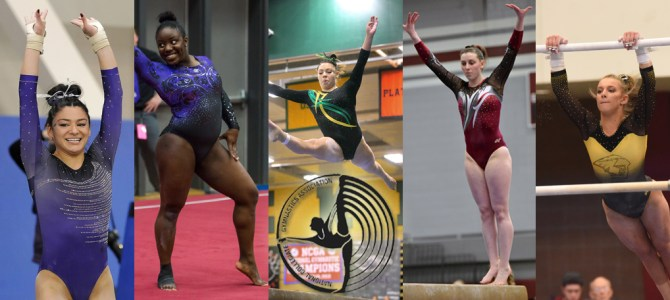 Five Earn National Titles on Day Two of NCGA Championships