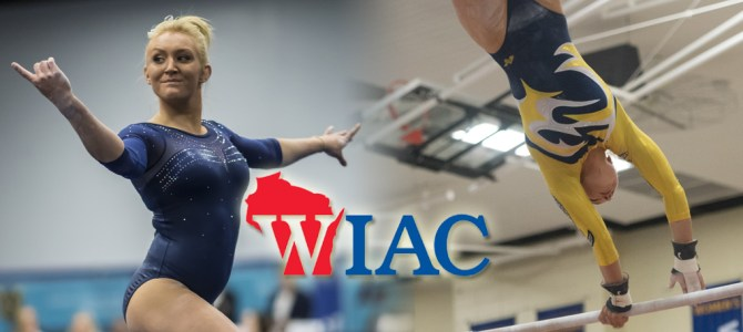 Beaver and Lewis Garner WIAC Gymnast of the Week Honors