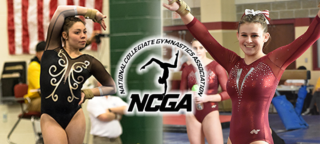 Kowalik and Twomey Garner NCGA East Gymnast of the Week Accolades