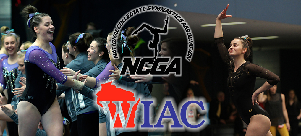 Malo and Utz Selected as WIAC Gymnasts of the Week