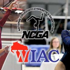 WIAC Selects Blixt and Bugge for Gymnast of the Week Honors