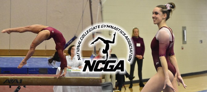 Springfield's Gomes and Clemens Sweep NCGA East Gymnast of the Week Honors