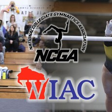 Bernardo and Hammond Clean Up WIAC Gymnast of the Week Honors