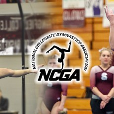 Rushlow and Clemens Garner Final NCGA East Gymnast of the Week Honors of 2019 Season