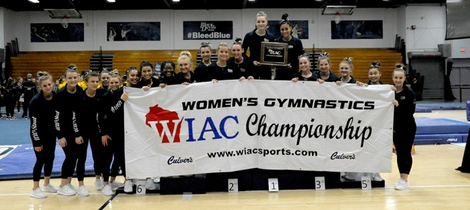 UW-Stout Captures First-Ever WIAC Championship Behind Five Event Victories