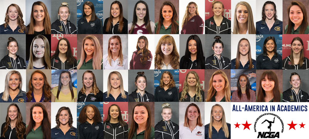 Forty-Five Student-Athletes Earn NCGA All-America in Academics Honors