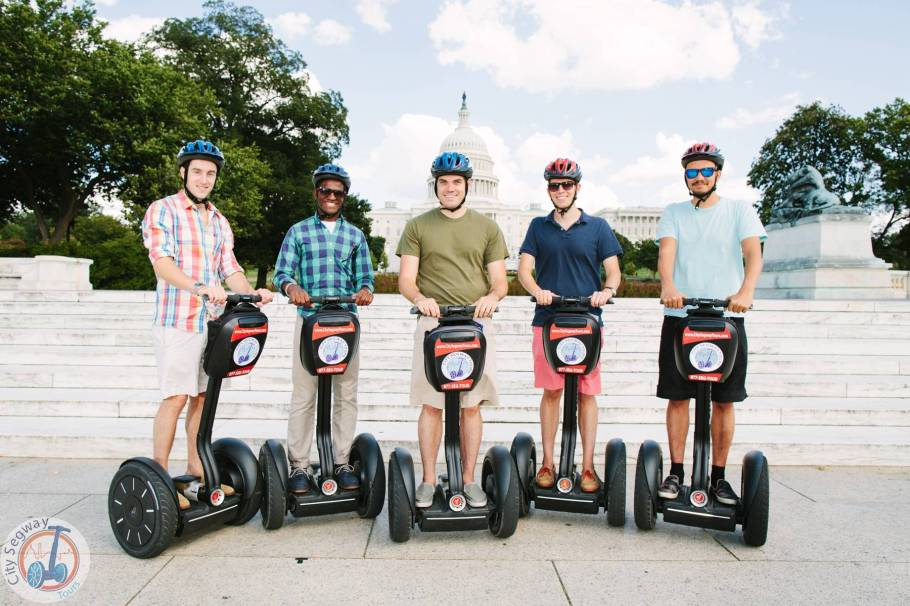 Washington, D.C. National Mall Segway Tour