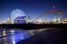 4-day Los Angeles Theme Parks Package Tour