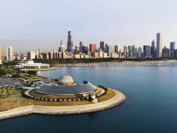 Adler Planetarium Urban Quest In Chicago Illinois - Tours4fun