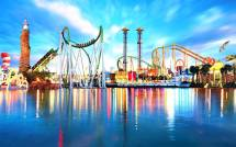 6-day Orlando 2 Theme Parks And Atlanta St. Augustine