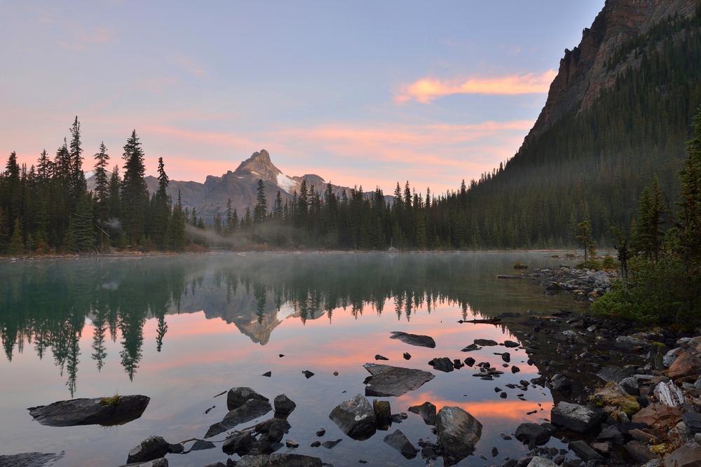 3-Day Wondrous Canadian Rockies Tour