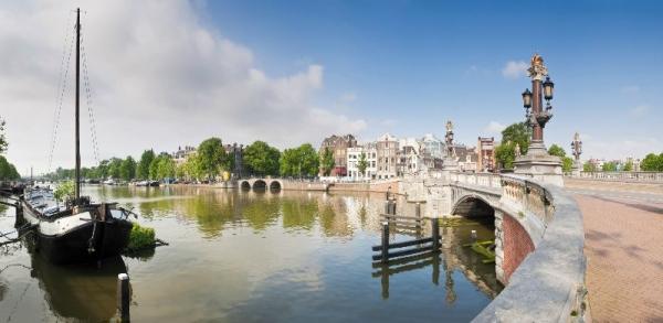 Amsterdam Hop-On Hop-Off Sightseeing