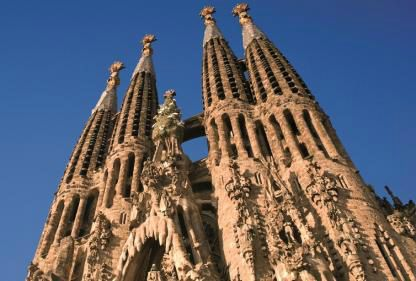 5-Hour Barcelona Highlights Tour