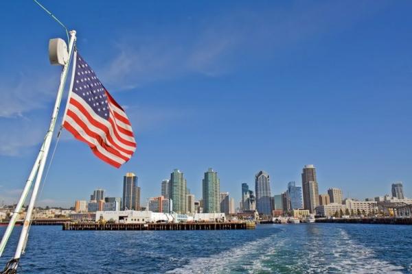 2-Hour San Diego Harbor Cruise
