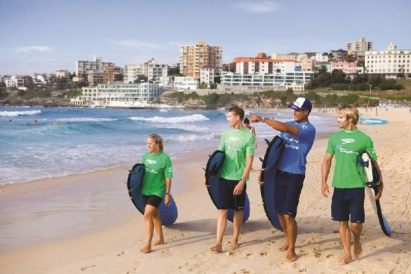 Discover Bondi Guided Beach and Coastal Walking Tour