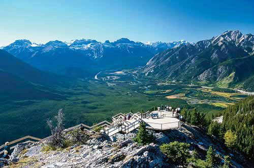 Explore Banff Day Tour From Calgary W/ Banff Gondola
