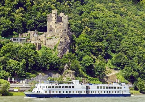 Rhine Valley Half Day Trip from Frankfurt: Rhine River Cruise, Wine Tasting, and Dinner