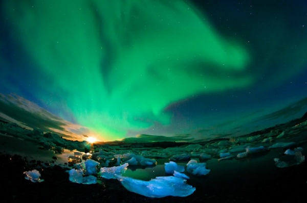 4-Day Iceland Northern Lights City Break: Golden Circle | Blue Lagoon | Snowmobile Safari
