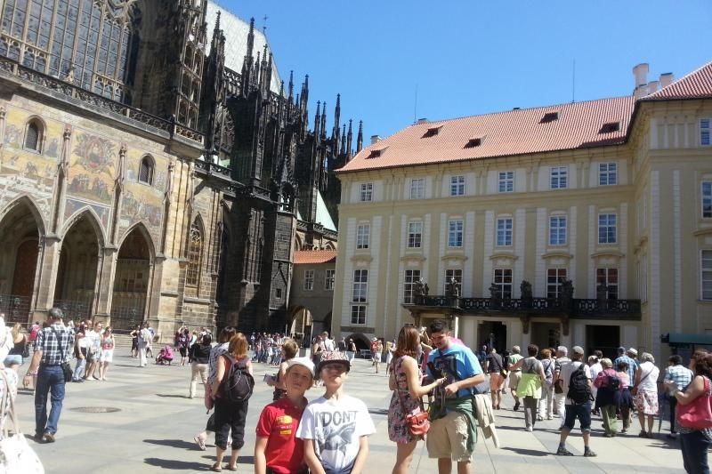 Prague City Tour with Prague Castle