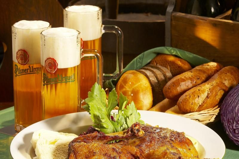 Traditional Czech 3-Course Lunch or Dinner at the Prague Municipal House