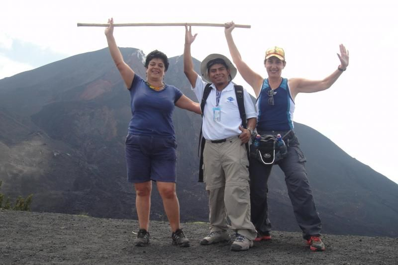 Pacaya Volcano and Hot Springs Day Trip