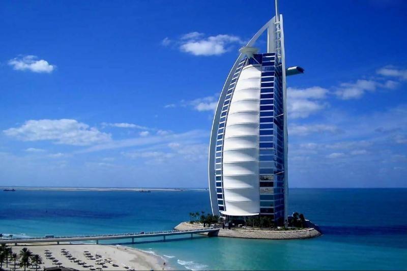 Dubai Tour From Abu Dhabi W/ Lunch