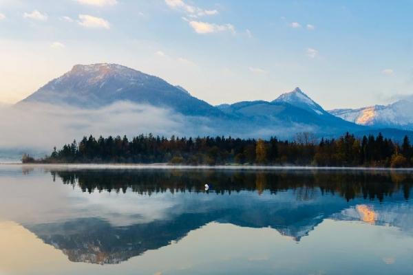 Salzkammergut Lakes and Mountains Tour from Salzburg