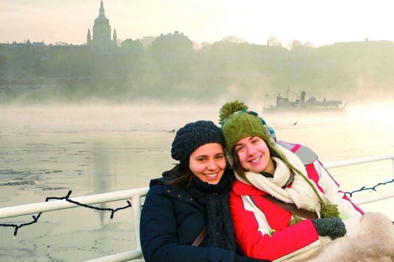 Stockholm Winter Sightseeing Cruise