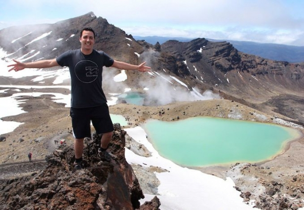 7-Day North Island Scenic Adventure Tour: Hahei - Rotorua - Tongariro - Wellington