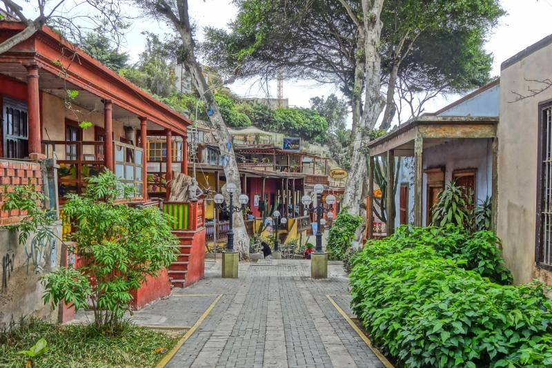 Barranco Private Sightseeing Tour