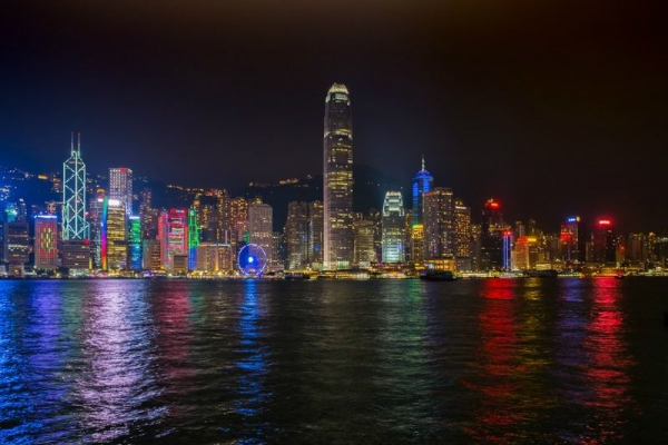 Hong Kong Victoria Harbour Dinner Cruise