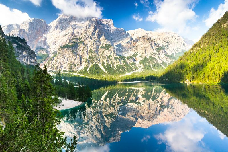 4-Day Dolomites Small Group Tour from Milan / Verona