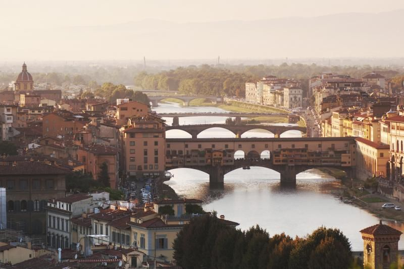 Florence Tour W/ Accademia and Uffizi Galleries